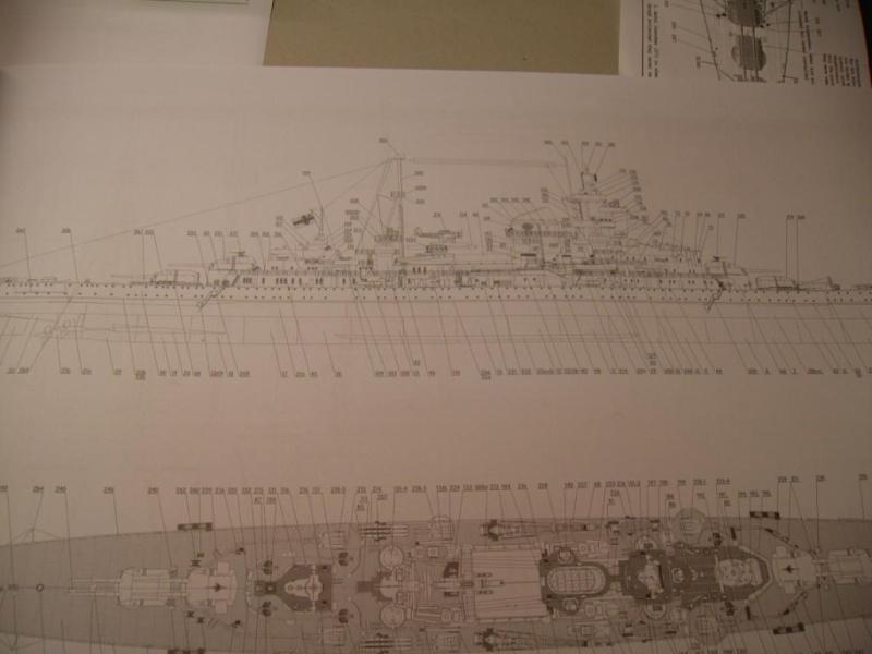 Admiral Hipper 1:200 von GPM Polen Pict2011