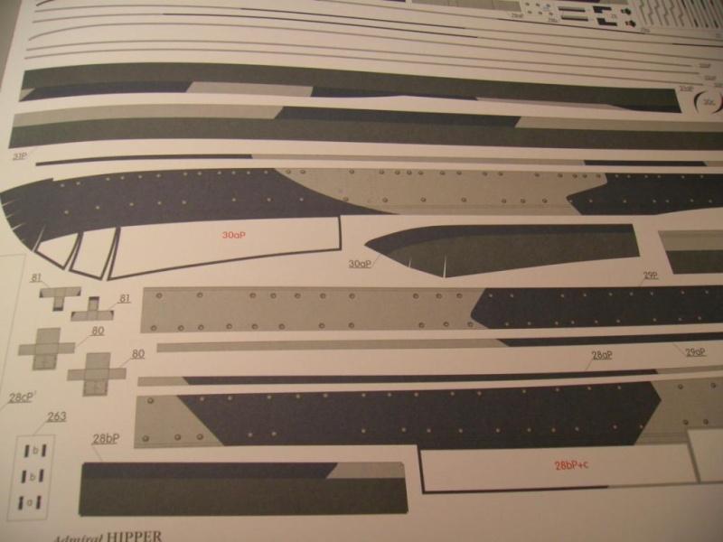 Admiral Hipper 1:200 von GPM Polen Pict2016