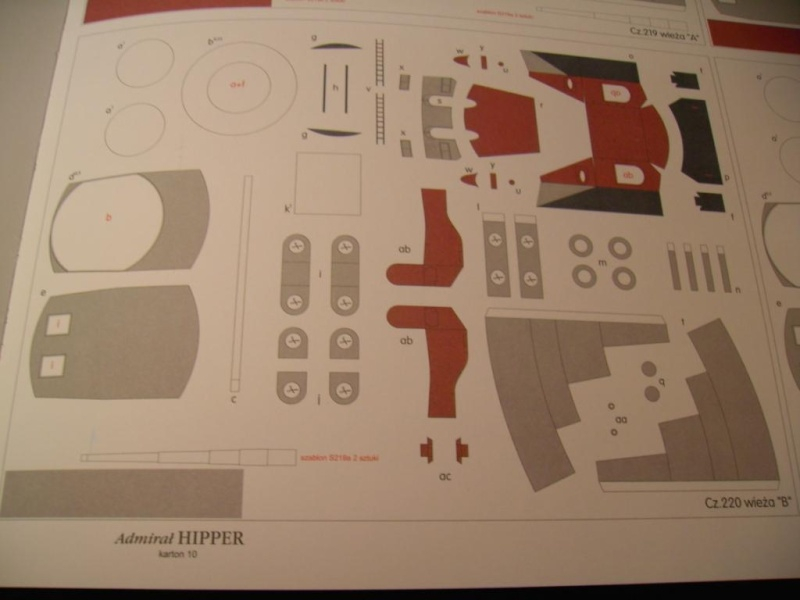 Admiral Hipper 1:200 von GPM Polen Pict2018