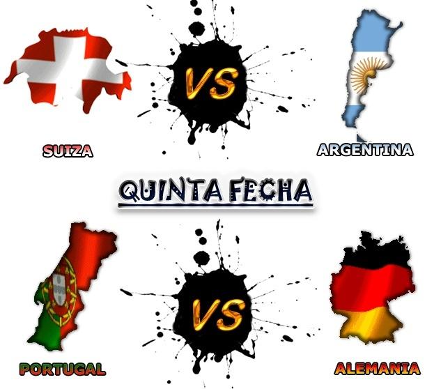 QUINTA FECHA Quinta10