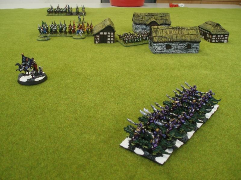 Slave Raid 1000 pts (Elfes noirs vs Bretonniens) - 02/02/08 Contre10