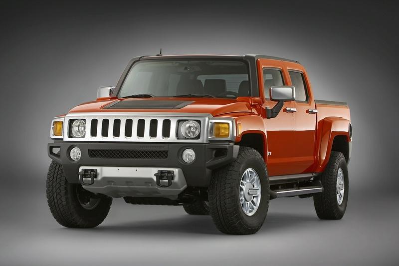 [Hummer] H3 Pickup 90801210