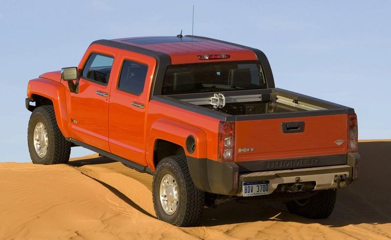 [Hummer] H3 Pickup 90801213
