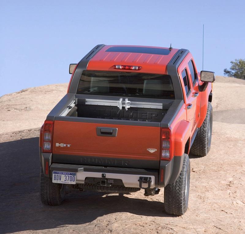 [Hummer] H3 Pickup 90801214