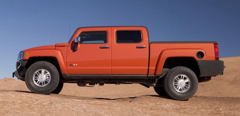 [Hummer] H3 Pickup 90801215