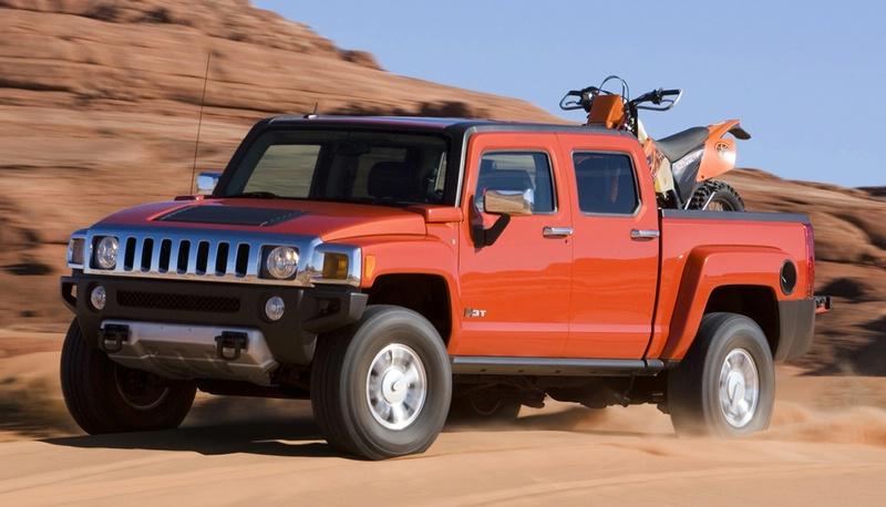 [Hummer] H3 Pickup 90801218