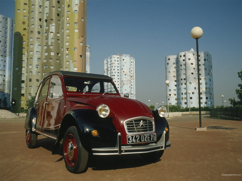[Présentation] Le design par Citroën Citroe10