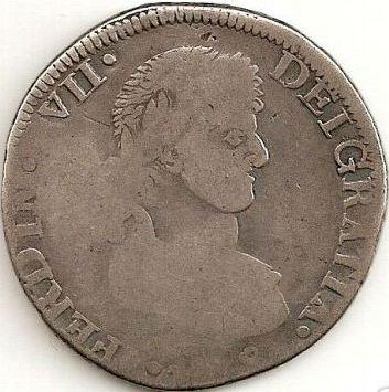 8 Reales de Fernando VII (Zacatecas, 1818 d.C) Falsa De7f_110