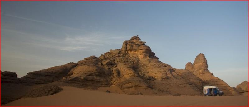 LIBYE  AVRIL / MAI / 2011 Akakus10
