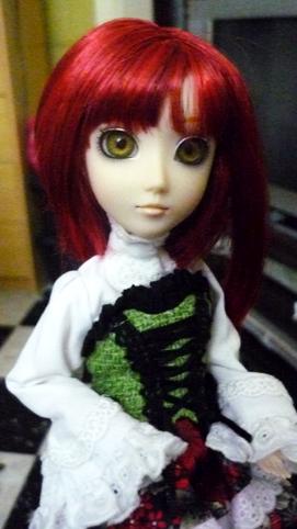 Mes dolls du pays du soleil levant : Hujoo Berry Isaura11