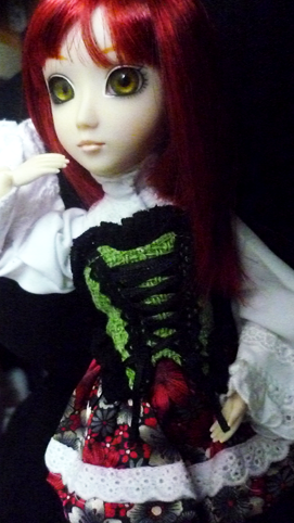 Mes dolls du pays du soleil levant : Hujoo Berry Isaura12