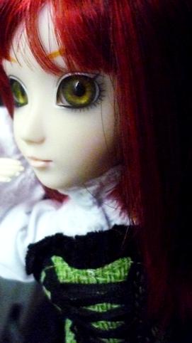 Mes dolls du pays du soleil levant : Hujoo Berry Isaura13