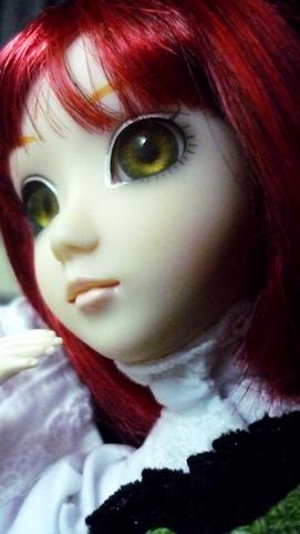 Mes dolls du pays du soleil levant : Hujoo Berry Isaura14