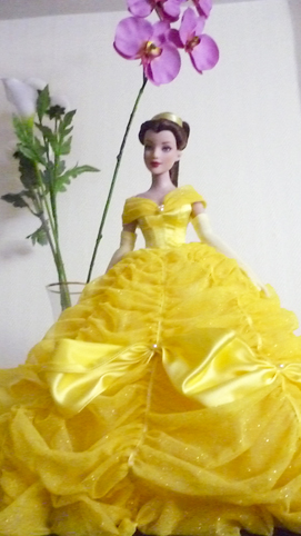 [Barbie & tonner] Cassandre, Belle et Raiponce P1020510