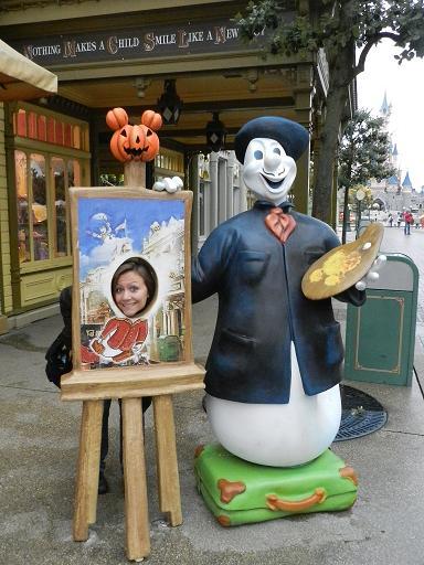 Disneyland Paris : Opération surprise numéro 2 ! Dscn4725