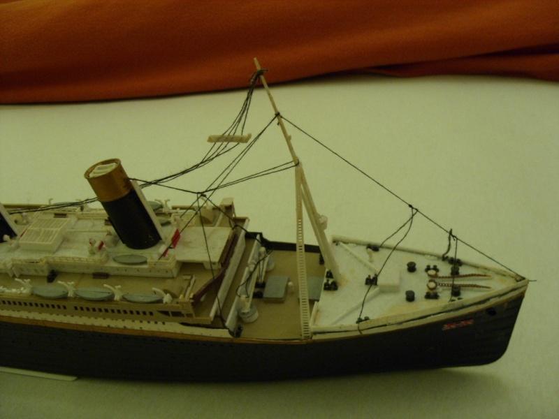 Titanic 1:350 Restauration und umbau zum Rc Modell Titani12