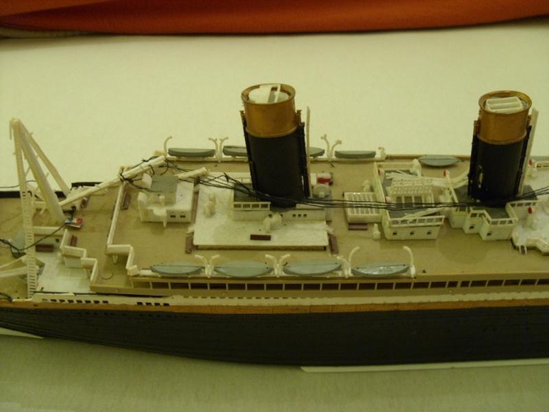 Titanic 1:350 Restauration und umbau zum Rc Modell Titani13