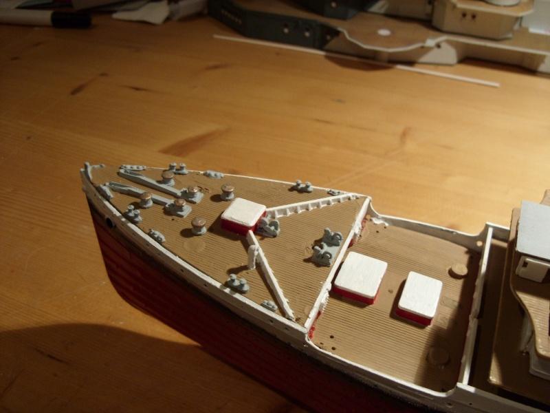 Titanic 1:350 Restauration und umbau zum Rc Modell Titani31