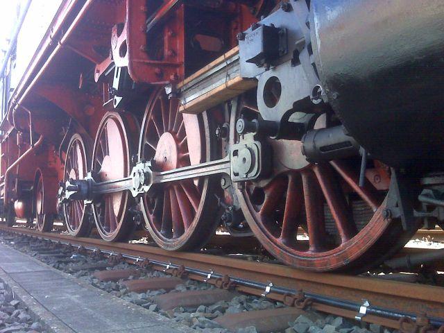 Überführung der 93 230 vom VM Dresden zum Museum Dieringhausen 1210