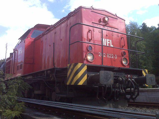 Überführung der 93 230 vom VM Dresden zum Museum Dieringhausen 212