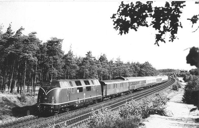 Die Baureihe 220 / V200 der DB - der Klassiker 220_0610