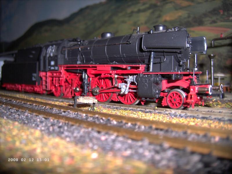 Roco H0 alt - Dampflokbaureihe 23 Pict1219