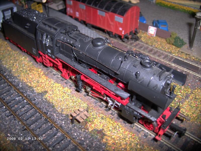 Roco H0 alt - Dampflokbaureihe 23 Pict1220