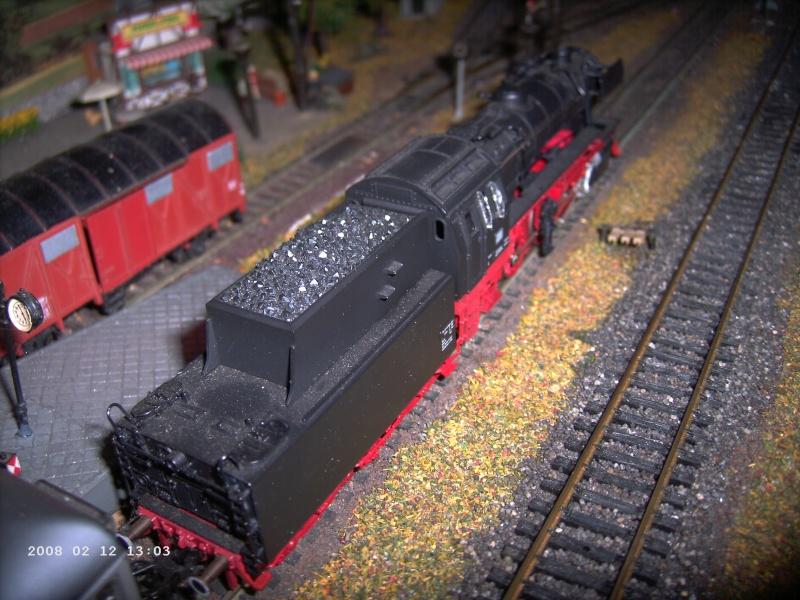 Roco H0 alt - Dampflokbaureihe 23 Pict1221