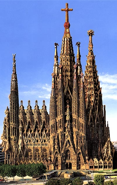 La Sagrada Família 1611