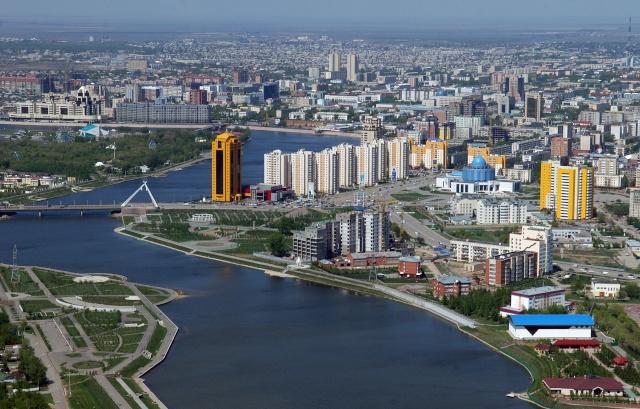 Astana - Nouvelle capitale du Kazakhstan 26iii10