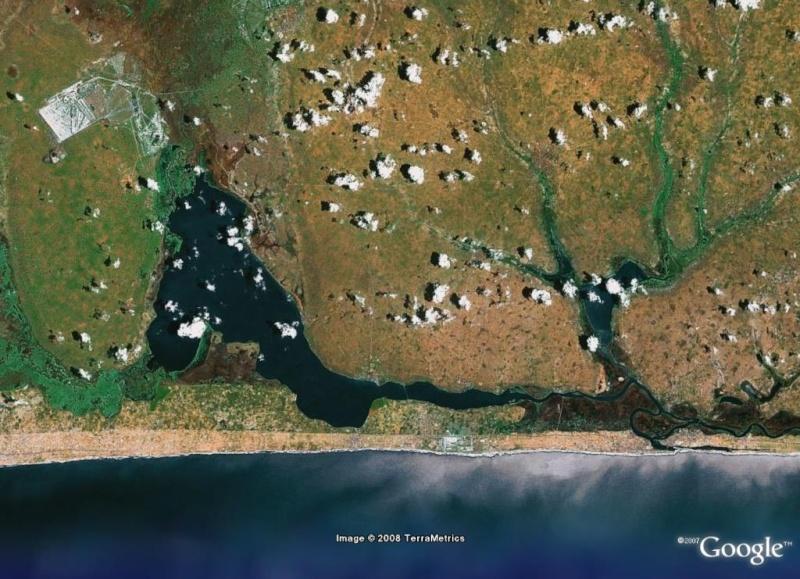 Le lac Togo Indice13