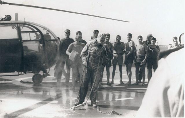 [Aéronavale divers] Alouette 3 4000-110