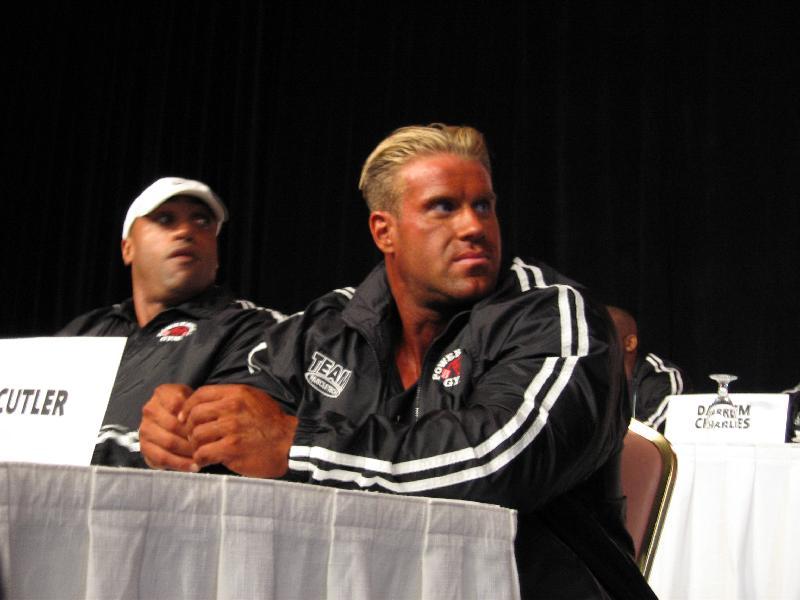 2004 - Mr. Olympia 2004 & 2005 en photos... Img_0011