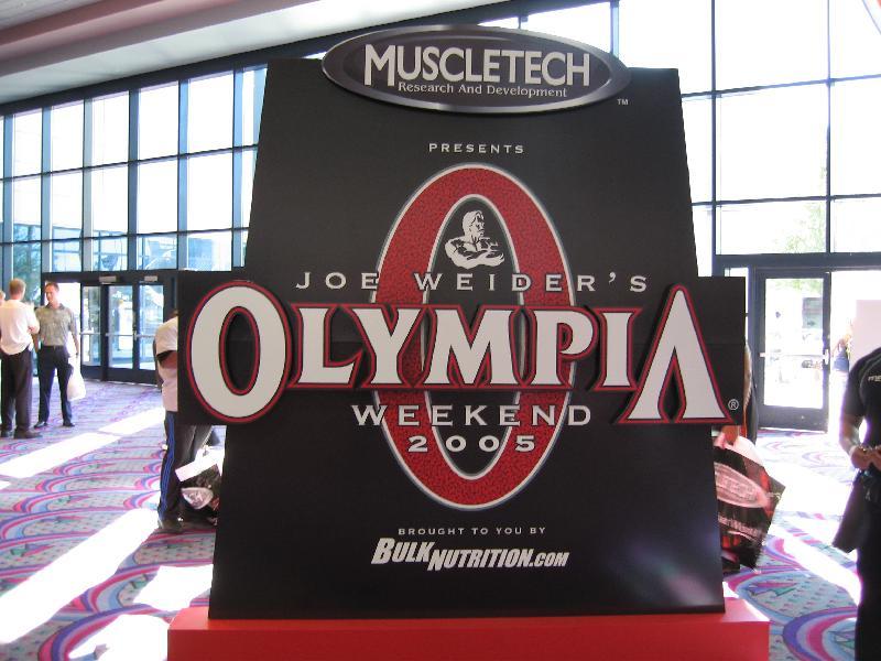 2004 - Mr. Olympia 2004 & 2005 en photos... Img_0310