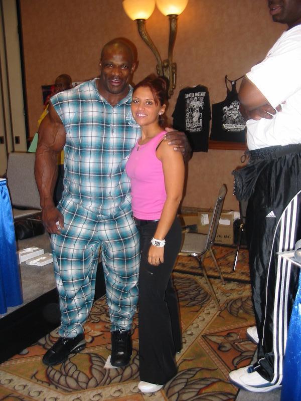 2004 - Mr. Olympia 2004 & 2005 en photos... Img_1913