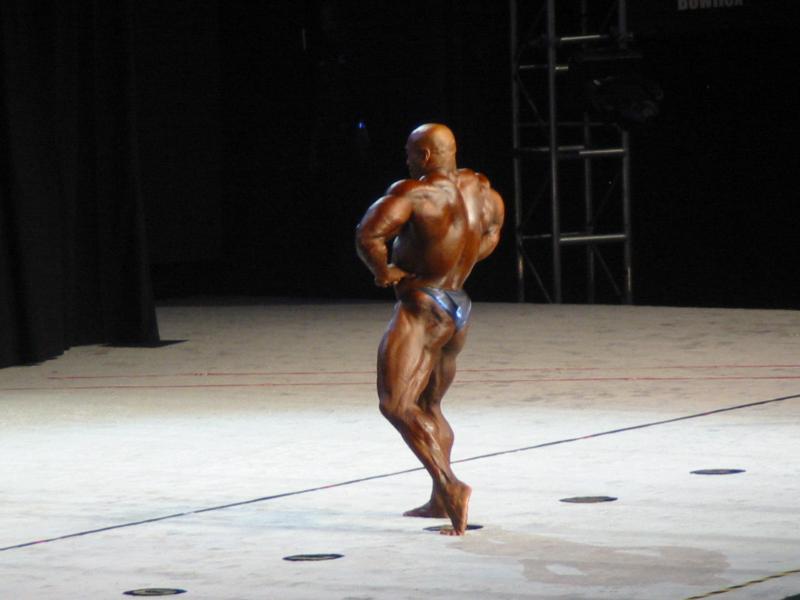 2004 - Mr. Olympia 2004 & 2005 en photos... Img_3011