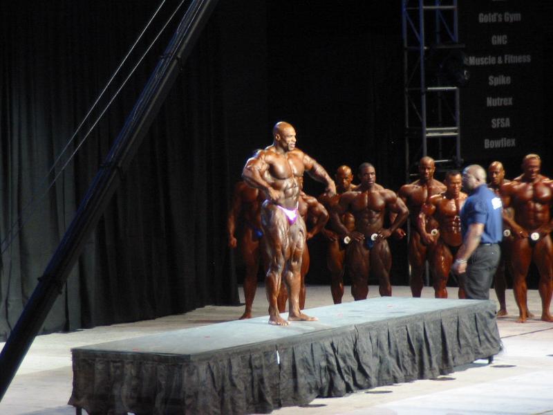 2004 - Mr. Olympia 2004 & 2005 en photos... Img_3112
