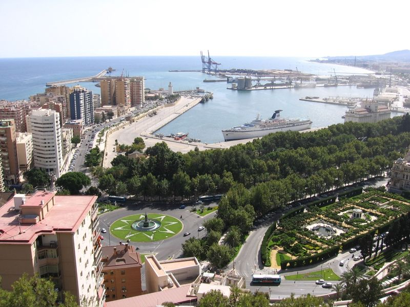 La ville de Malaga 800px-10