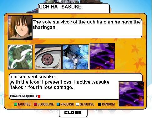 ninos avatar request - Page 3 Sasuke11