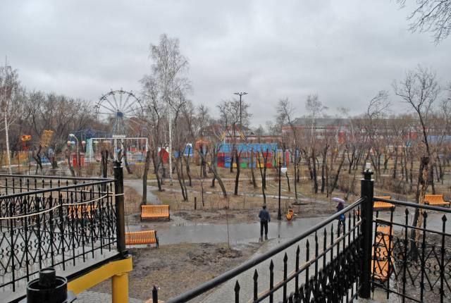 Город Петропавловск Park_410