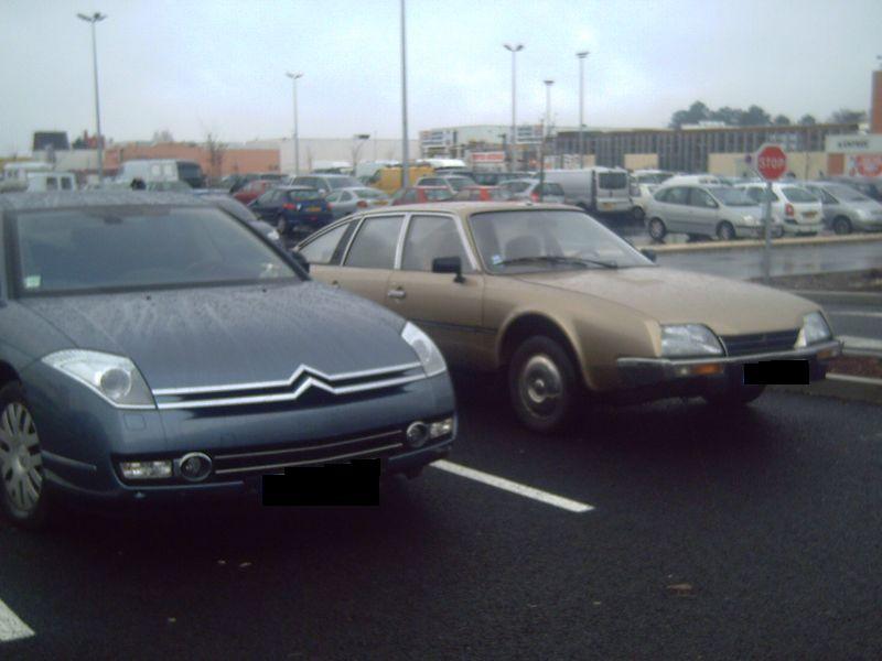 [Photos] Les Citroën croisées dans la rue - Page 2 C6_et_10