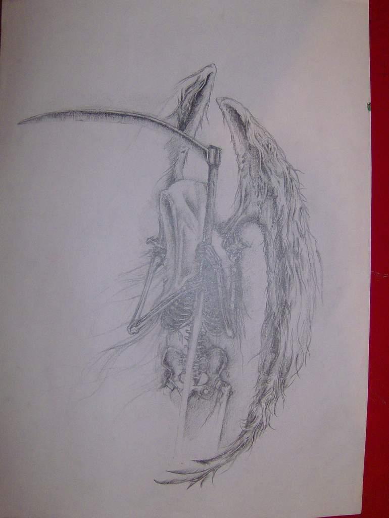 Atius`s artwork Angel10