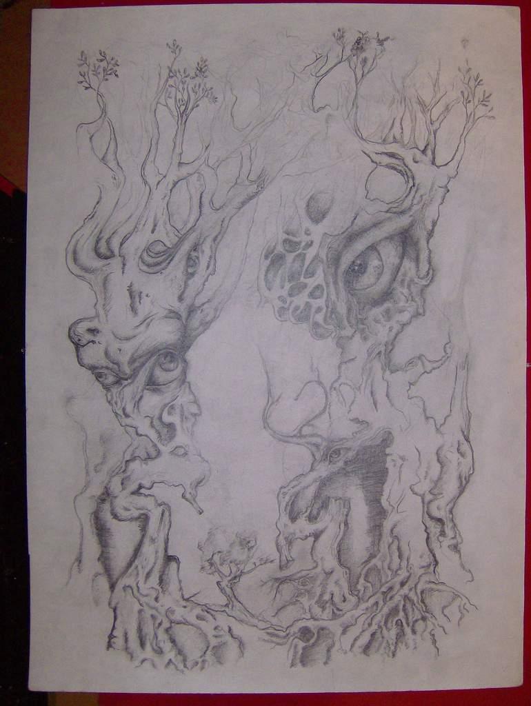 Atius`s artwork Forest11