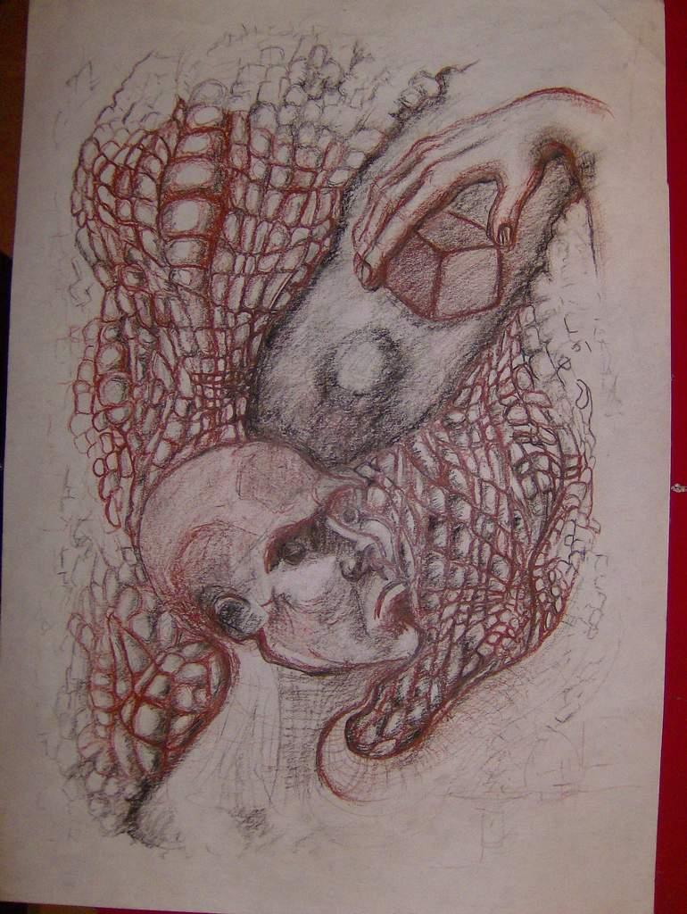 Atius`s artwork Human10