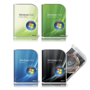 Windows Vista vs Windows XP vs Windows 7 Window10