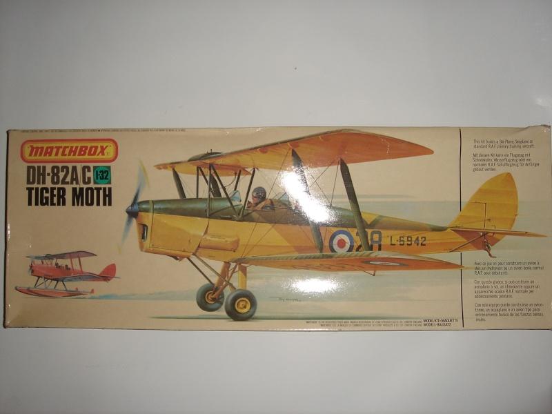 """[Matchbox]DH-82A/C """"TIGER MOTH"""" Dsc04814"""