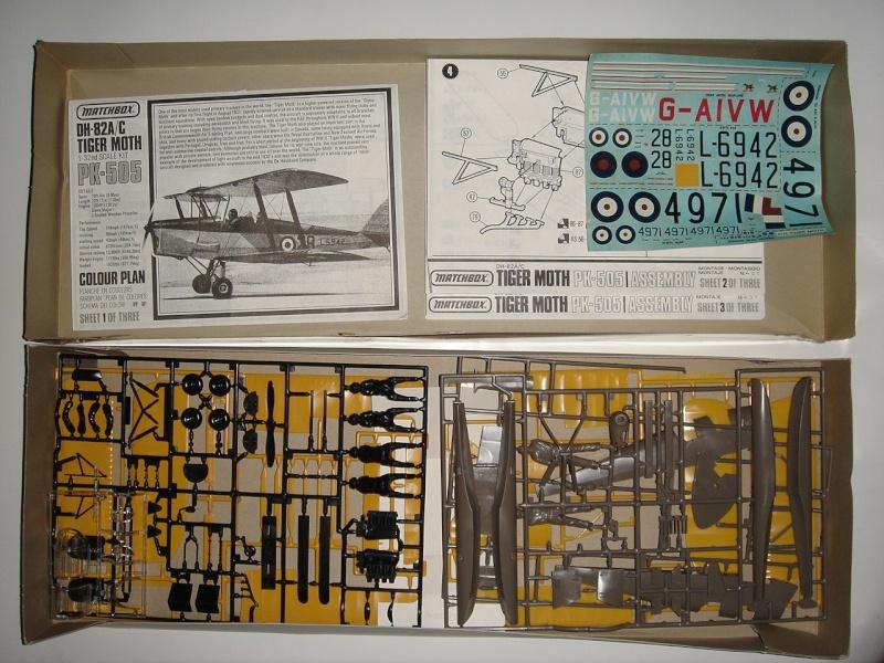 """[Matchbox]DH-82A/C """"TIGER MOTH"""" Dsc04815"""