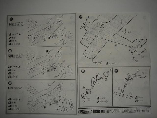 """[Matchbox]DH-82A/C """"TIGER MOTH"""" Dsc04830"""