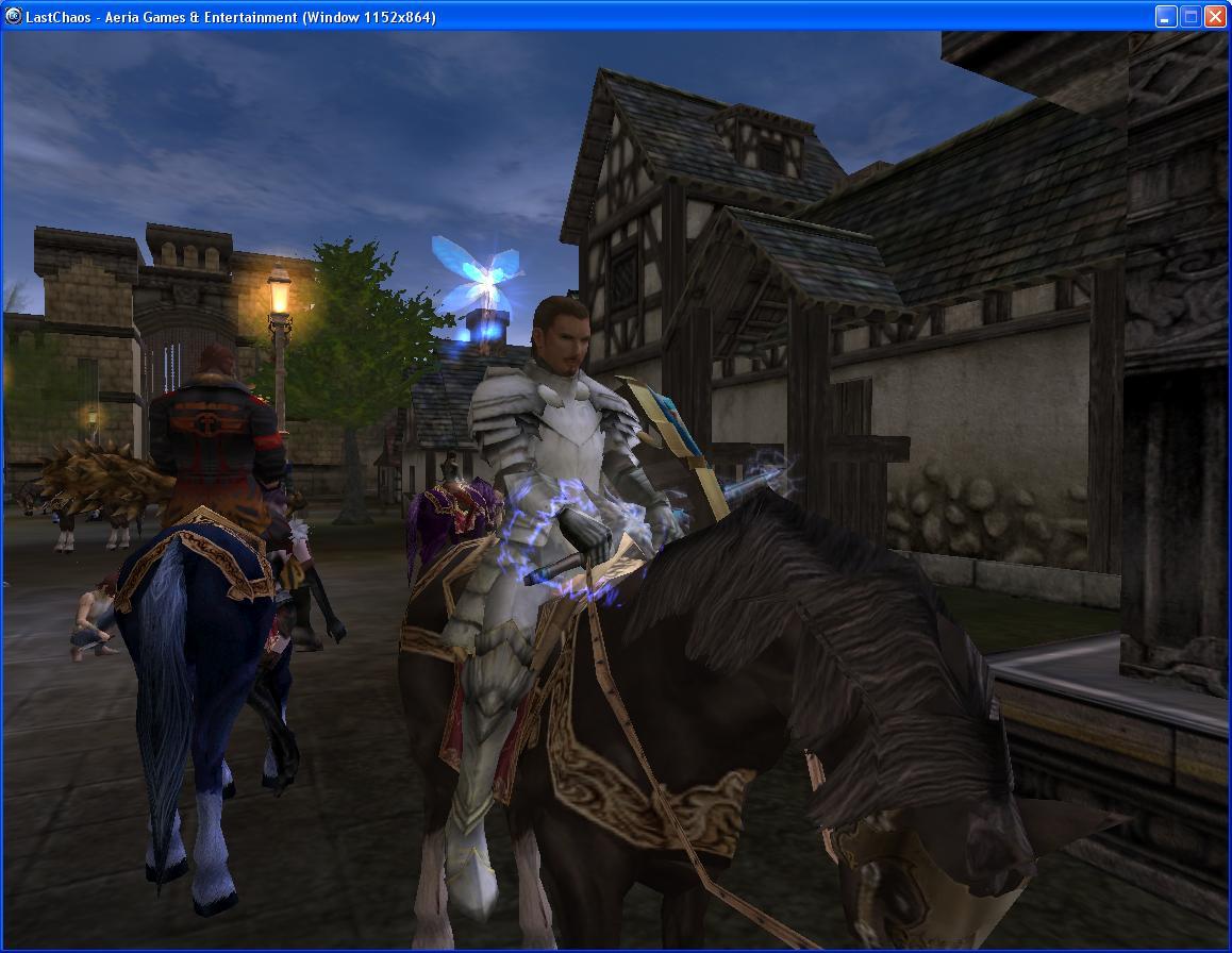 """Photo de la """"Horse Armor"""" pour le knight Horse_10"""