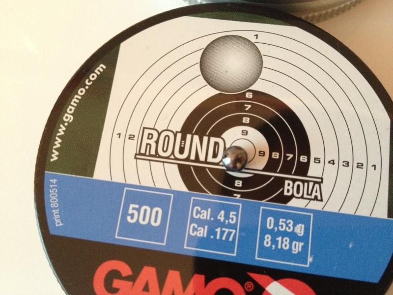 Plombs Gamo Round dans Zoraki HP-01 Img_1113